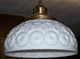"14"" Opal Ceiling Light - SOLD"